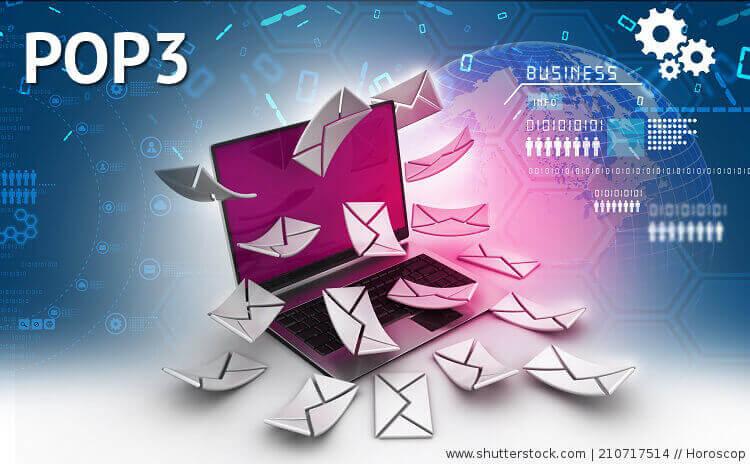 POP3 Mailserver - Lexikon