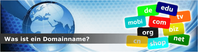 was ist ein domainname?
