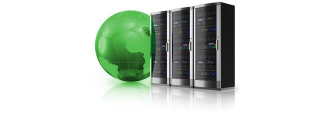 Ökostrom Webshosting